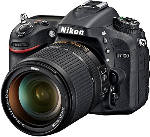 Nikon D7100 DSLR Kamera Review - 2