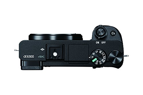 Sony Alpha 6300 E-Mount Systemkamera (24 Megapixel, 7,5 cm (3 Zoll) Display, XGA OLED Sucher) Zeiss Kit (16-70mm Objektiv) schwarz - 8