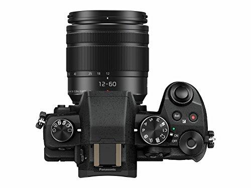Panasonic DMC-G81MEG-K Lumix G Systemkamera 16 MP mit Objektiv H-FS12060/F3,5-5,6 OIS schwarz - 5