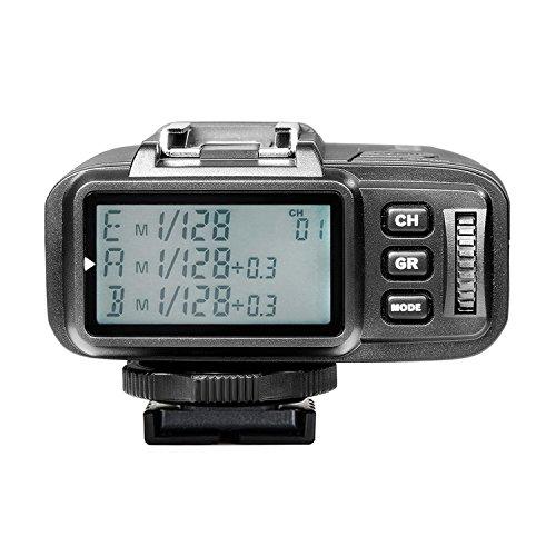 Neewer® N1T-S TTL 2.4 G 32 Kanäle Funk-Blitz Auslöser-Sender für Sony Kameras wie a77II a7RII A7R a58 a99, Studio-Blitz und Blitz Speedlite