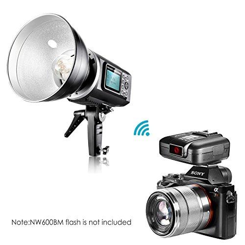 Neewer® N1T-S TTL 2.4 G 32 Kanäle Funk-Blitz Auslöser-Sender für Sony Kameras wie a77II a7RII A7R a58 a99, Studio-Blitz und Blitz Speedlite - 6