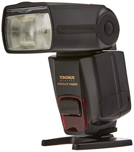 Yongnuo YN565EX Blitzgerät mit Blitzschuh für Nikon-DSLR (24-105 mm, i-TTL, IGBT)
