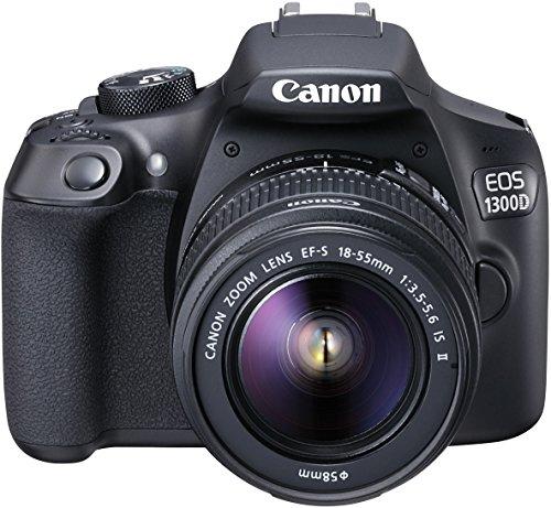 Canon EOS 1300D Digitale Spiegelreflexkamera (18 Megapixel, APS-C CMOS-Sensor, WLAN mit NFC, Full-HD) - 4