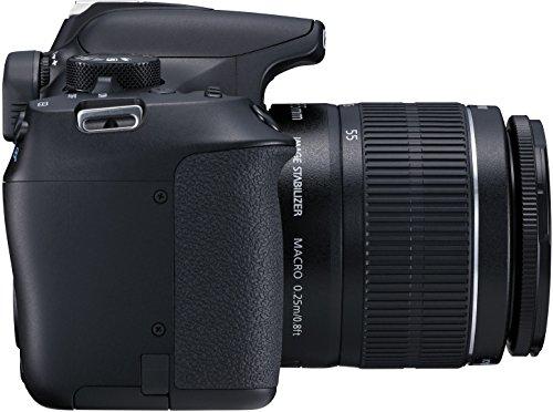 Canon EOS 1300D Digitale Spiegelreflexkamera (18 Megapixel, APS-C CMOS-Sensor, WLAN mit NFC, Full-HD) - 6