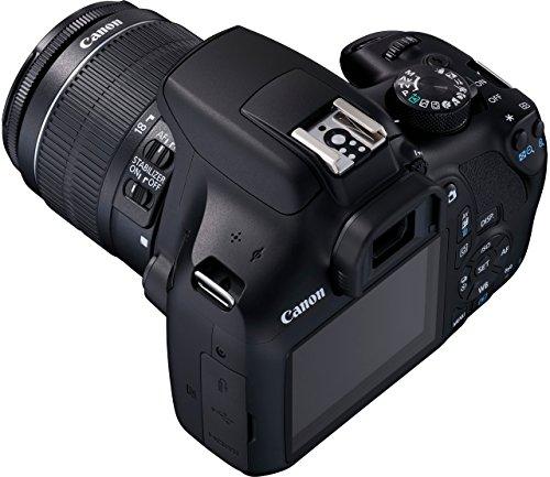 Canon EOS 1300D Digitale Spiegelreflexkamera (18 Megapixel, APS-C CMOS-Sensor, WLAN mit NFC, Full-HD) - 9