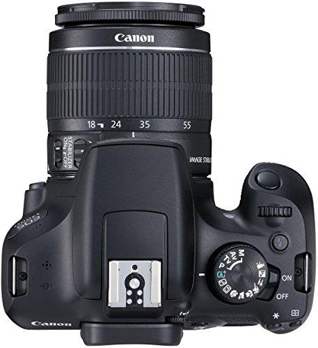 Canon EOS 1300D Digitale Spiegelreflexkamera (18 Megapixel, APS-C CMOS-Sensor, WLAN mit NFC, Full-HD) - 10