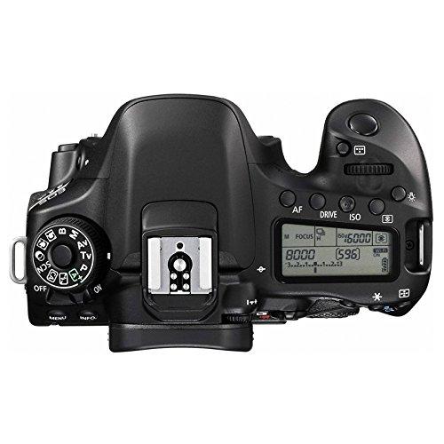 Canon EOS 80D DSLR Kamera Review - 3
