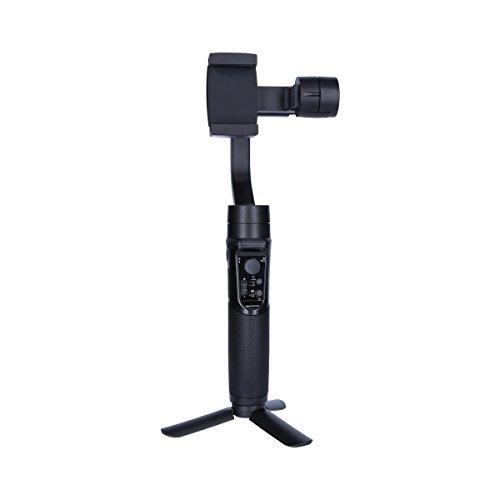 Rollei Smartphone Gimbal Steady Butler Mobile -3 Achsen Schwebestativ (Stabilisator/Steadycam) für Smartphones mit Integrierter Power Bank, inkl. App mit Vielen Funktionen - 8