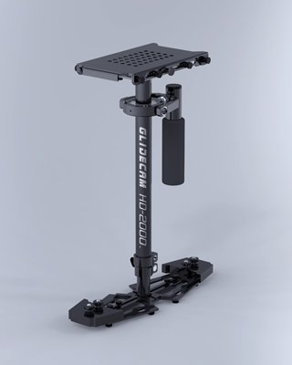 Glidecam HD-2000 Schwebestativ für Camcorder und DSLR (0,8 bis 2,7 kg)