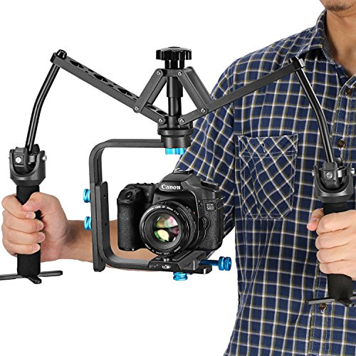Steadycam : Neewer Mechanisches Schwebestativ