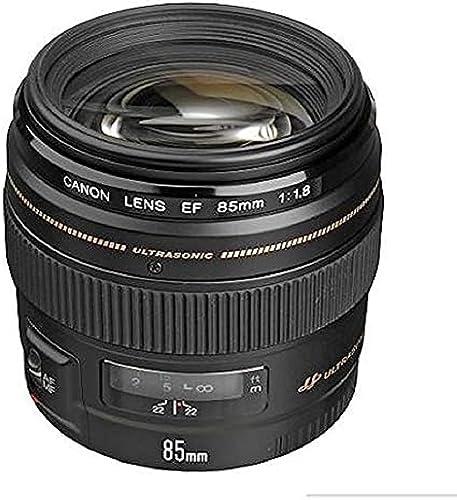 Canon EF 85mm 1,8 - USM Objektiv (58 mm Filtergewinde)