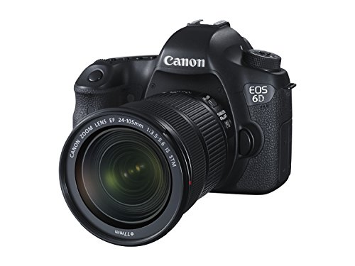 Canon EOS 6D DSLR Kamera Review