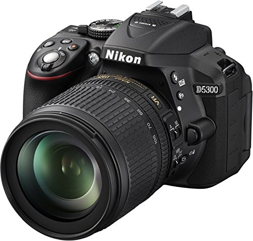 Nikon D5300 SLR-Digitalkamera Review