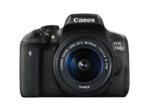 Canon EOS 750D DSLR Kamera Review