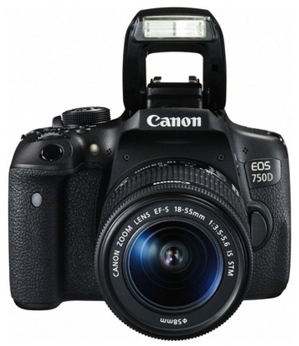 Canon EOS 750D DSLR Kamera Review - 5
