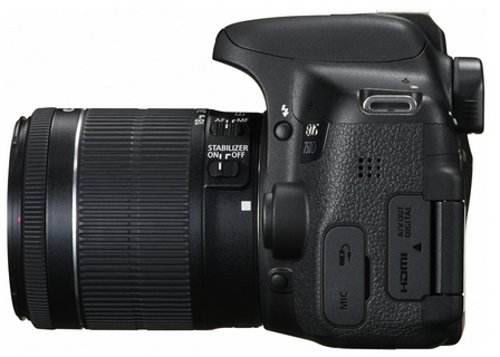 Canon EOS 750D DSLR Kamera Review - 6