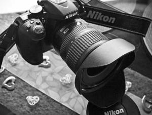 Nikon 5300 mit Weitwinkelobjektiv