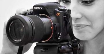 Sony Kameras werden als Einsteigerkameras immer beliebter