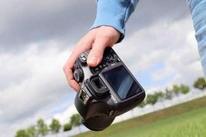 Digital Fotografieren mit einer digitalen Spiegelreflexkamera für brillante Fotoergebnisse
