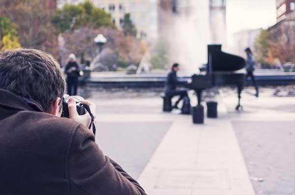 DSGVO in der Fotografie - ist das das Ende der Streetfotografie